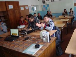 Проведе се Национално ученическо четене на Чудомирови разкази - 20-24 март 2017г. - Изображение 7