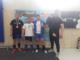 Радостин от 9 клас отново с медал - Изображение 1