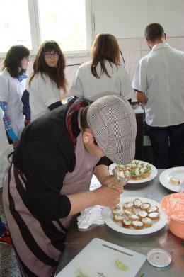 Невиждани кулинарни шедьоври сътвориха нашите ученици - Изображение 1