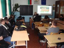 """Официално бе даден стартът на дейността """"Кариерно ориентиране на учениците"""" - Изображение 1"""