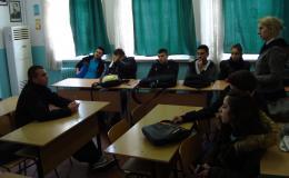 """Официално бе даден стартът на дейността """"Кариерно ориентиране на учениците"""" - Изображение 2"""