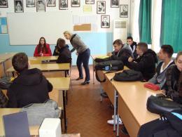 """Официално бе даден стартът на дейността """"Кариерно ориентиране на учениците"""" - Изображение 3"""