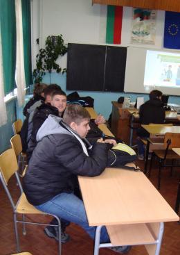 """Официално бе даден стартът на дейността """"Кариерно ориентиране на учениците"""" - Изображение 4"""