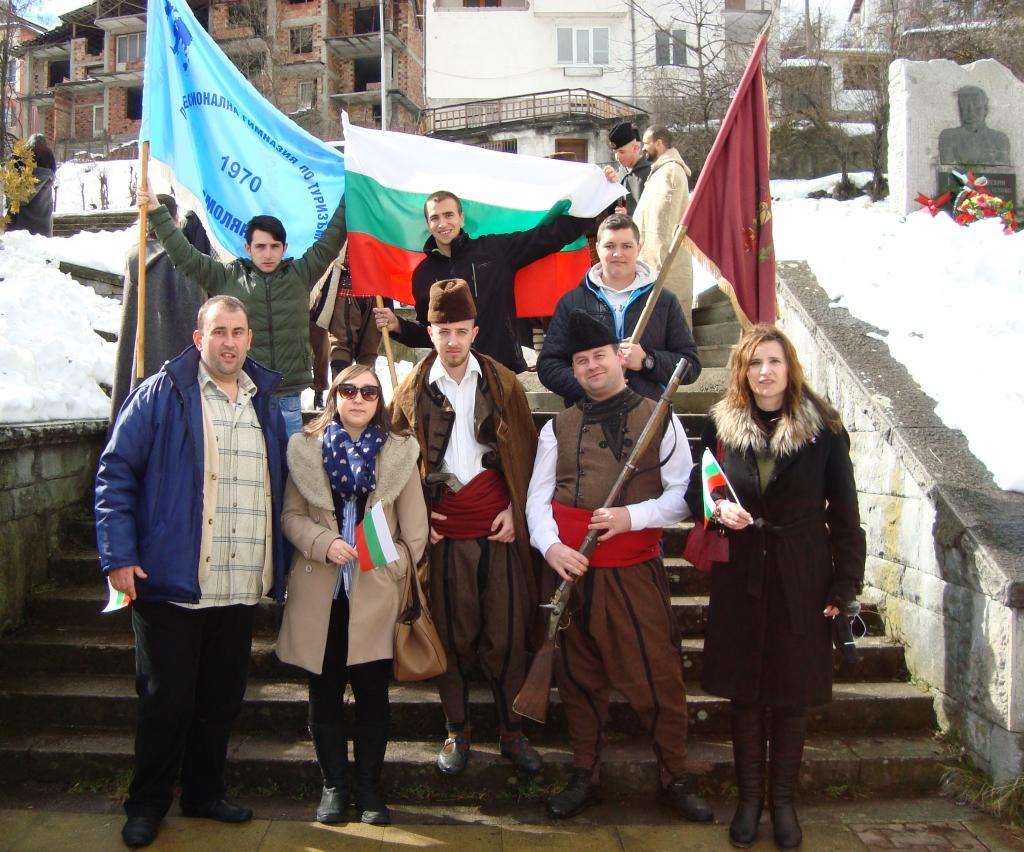 Отбелязваме 140 години от Освобождението на България - голяма снимка