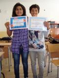 Почетни сертификати пристигнаха в училище - Гимназия по туризъм и строителство - Смолян