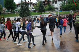 Много талант представиха учениците в петъчния 11 май 2018 - Деня на светите братя Кирил и Методий - Изображение 4