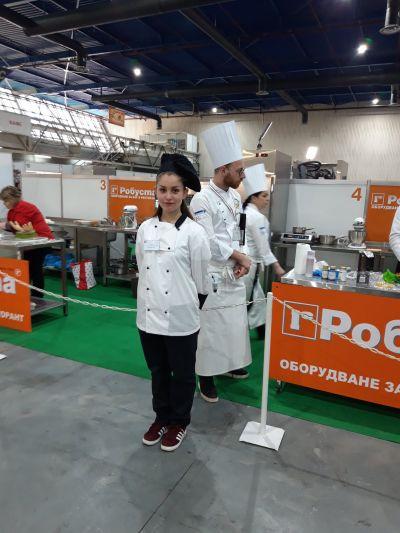 Осми сме на най-голямото национално кулинарно състезание - Изображение 1