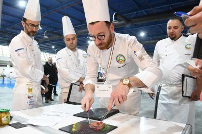 Осми сме на най-голямото национално кулинарно състезание - Изображение 2
