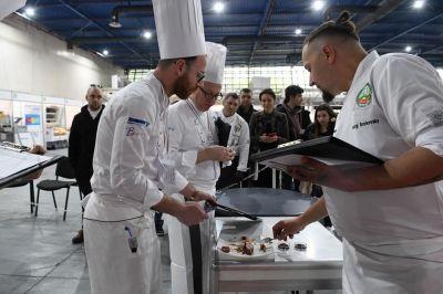 Осми сме на най-голямото национално кулинарно състезание - Изображение 3