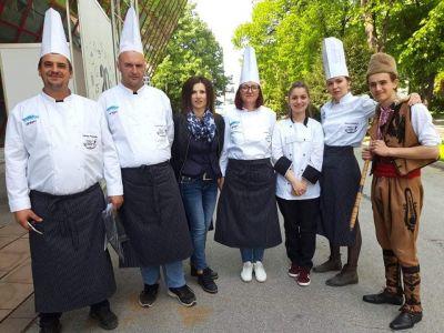 Осми сме на най-голямото национално кулинарно състезание - Изображение 4