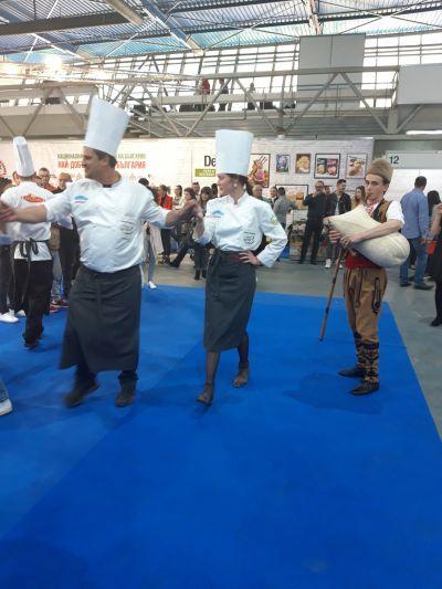 Осми сме на най-голямото национално кулинарно състезание - Изображение 5