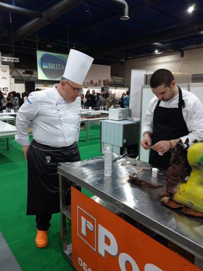 Осми сме на най-голямото национално кулинарно състезание - Изображение 6