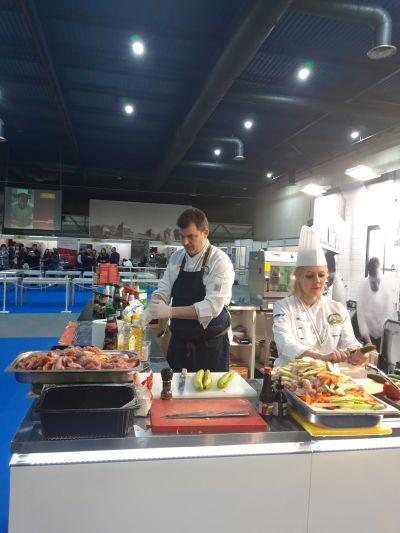 Осми сме на най-голямото национално кулинарно състезание - Изображение 8