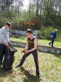 Голямата акция за чиста екологична среда - Гимназия по туризъм и строителство - Смолян