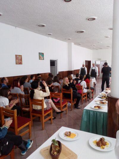 Медии и гости препълниха корпус Учебен ресторант на 5 юни 2019 г. - Изображение 3