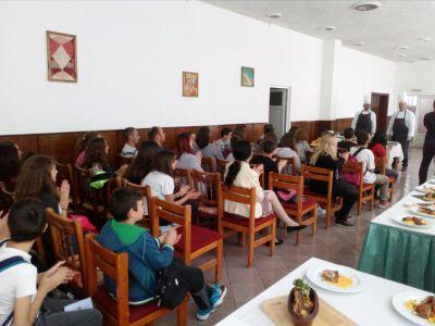 Медии и гости препълниха корпус Учебен ресторант на 5 юни 2019 г. - Изображение 4