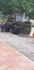 Респект от армията на България - Гимназия по туризъм и строителство - Смолян