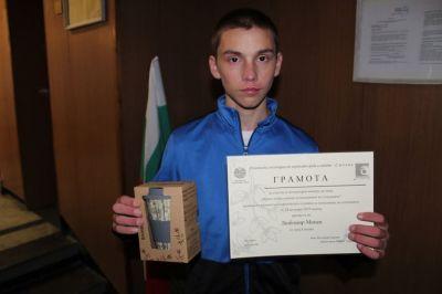 В училище пак пристигнаха награди - Изображение 2