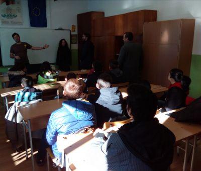 Самата Антигона дойде в училище - Изображение 4