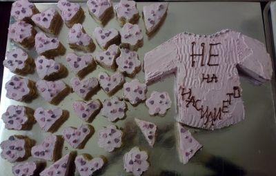 Новатори бяха учениците в Деня на розовата фланелка - Изображение 2