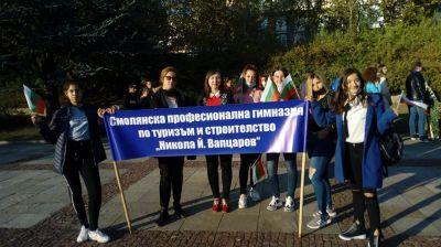 Гимназията изрази преклонението си пред освободителите - Изображение 8