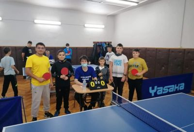 Виктор се нареди трети на градски турнир по тенис на маса  - Изображение 5