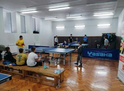 Виктор се нареди трети на градски турнир по тенис на маса  - Изображение 6