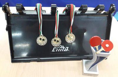 Вътрешен училищен турнир по тенис на маса - Изображение 1