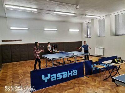 Вътрешен училищен турнир по тенис на маса - Изображение 2