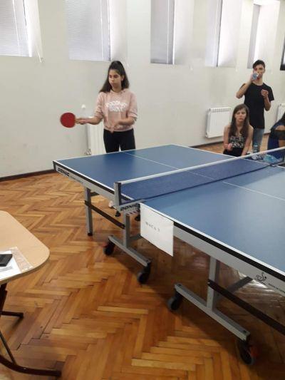 Вътрешен училищен турнир по тенис на маса - Изображение 3
