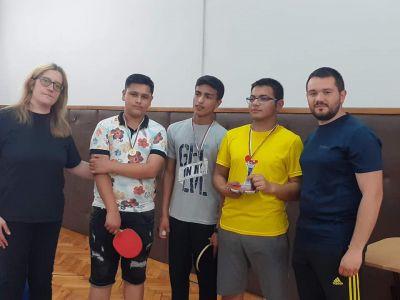 Вътрешен училищен турнир по тенис на маса - Изображение 8