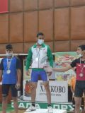 Златен медал в гимназията - Гимназия по туризъм и строителство - Смолян