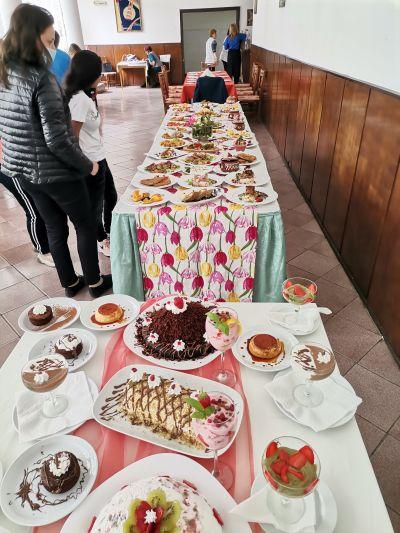 Изключителни кулинарии показва гимназията ни  - Изображение 2
