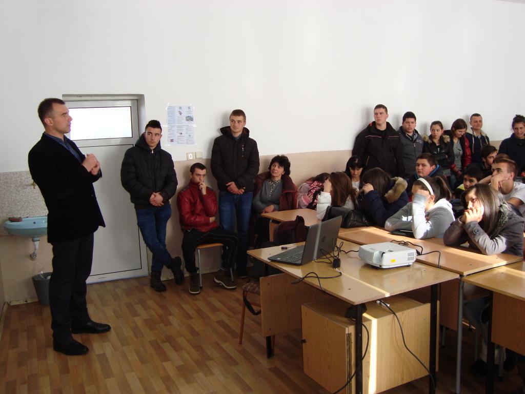 Водещо име сред лекарите в България на гости при нас - голяма снимка