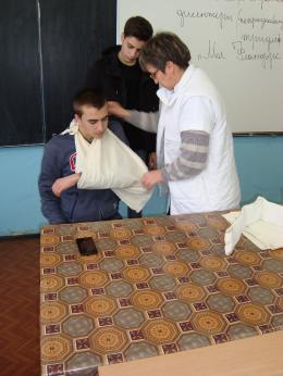 Десетокласници се обучаваха за парамедици - Изображение 1