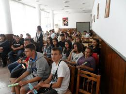 Ден на отворените врати 67 - Гимназия по туризъм и строителство - Смолян