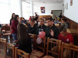 Дипломиране 2015 - 01 - Гимназия по туризъм и строителство - Смолян