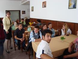Дипломиране 2015 - 02 - Гимназия по туризъм и строителство - Смолян
