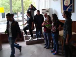 Дипломиране 2015 - 03 - Гимназия по туризъм и строителство - Смолян