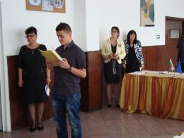 Дипломиране 2015 - 04 - Гимназия по туризъм и строителство - Смолян