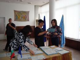 Дипломиране 2015 - 05 - Гимназия по туризъм и строителство - Смолян