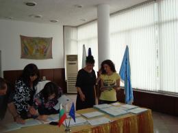 Дипломиране 2015 - 06 - Гимназия по туризъм и строителство - Смолян