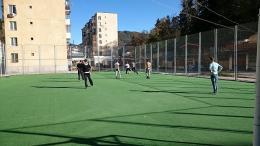 Футбол - Гимназия по туризъм и строителство - Смолян