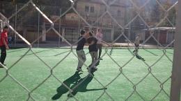Вътрешно първенство по футбол - Гимназия по туризъм и строителство - Смолян