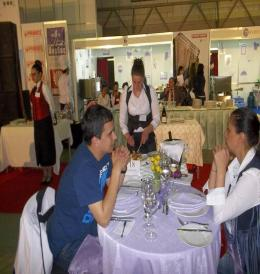 Състезание 2015 - Гимназия по туризъм и строителство - Смолян