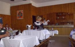Млад сомелиер - Гимназия по туризъм и строителство - Смолян