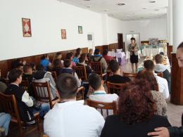 Ден на отворените врати - 09.06.2016г. - Гимназия по туризъм и строителство - Смолян